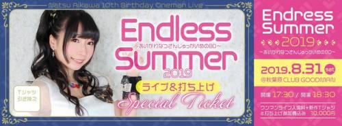 Endless Summer2019
